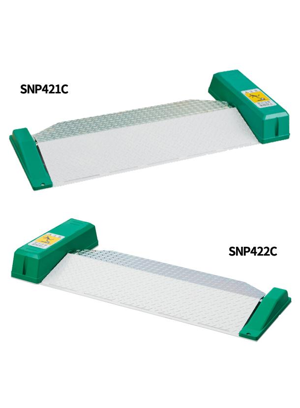 【中古商品】スリムロック板 SNP421C/422C【サニカ】